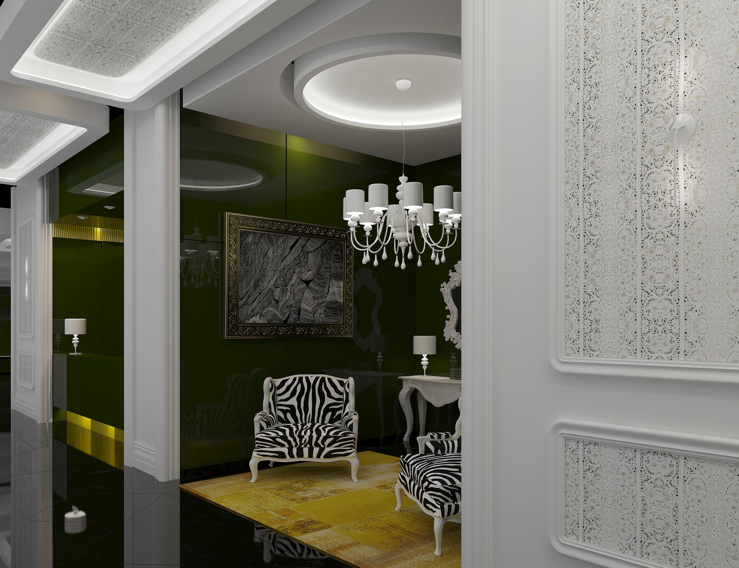 misterestudio-presidential lounge hotel ethiopia Recepcion
